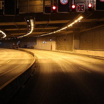 Tunnel Stellingen (Hamburg) 550 NAV Adaptationsleuchten