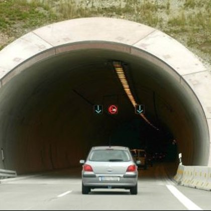 Tunnel Butterberg (Germany)