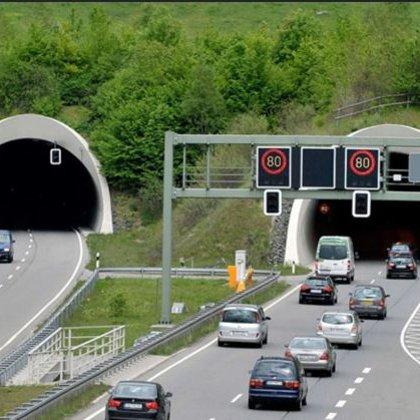 Tunnel Farchant (Bavaria)